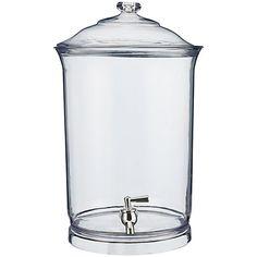 Buy John Lewis Acrylic Picnic Drinks Dispenser Online at johnlewis.com
