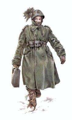Bersagliere in Russia 1942 Military Diorama, Military Art, Military History, Italian Empire, Italian Army, Italian Colors, Military Drawings, Ww2 Uniforms, Army Uniform