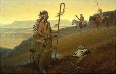 Song of the Buffalo Bull by Tom Saubert kp