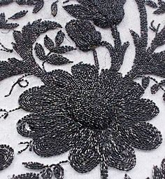 Текстурная вышивка в коллекциях высокой моды. Цветочные мотивы - Ярмарка Мастеров - ручная работа, handmade