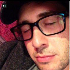 Sleepy time Josh.