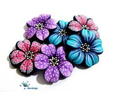 Flower beads | by Marcia - Mars design