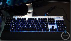 Corsair Vengeance K90 Performance MMO Mechanical Gaming Keyboard