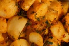 Hungarian Parsley Potatoes are so delicious - you can warm them up and eat alongside your eggs and sausage.
