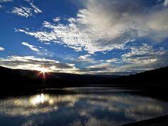 Sunrise, Bass Lake, California