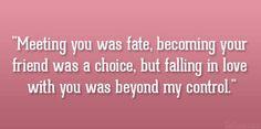Resultado de imagen para falling in love quotes
