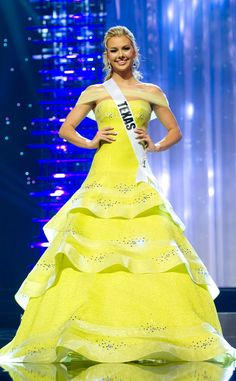 Miss Texas: Miss Teen USA 2016 Semifinalists