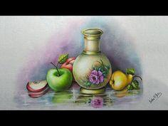Jarro com frutas e chão espelhado - Part 1 - YouTube