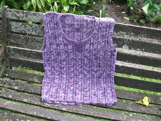StrickRatte: Sommer Top