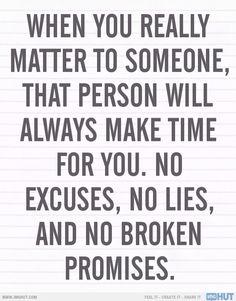Very true..