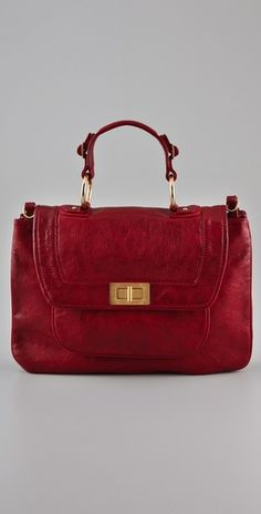Oh Rebecca Minkoff, you can do no wrong.  I love a structured bag.