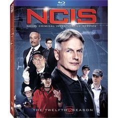 Image of NCIS: Season 12 Blu-ray