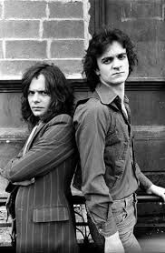 Paul Kossoff and Terry Slesser