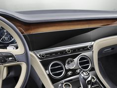 There's an all-new 2019 Bentley Continental GT, and it looks more than ready to take on the rest of the luxury grand tourer segment. Bentley Continental Gt, Lincoln Continental Concept, New Bentley, Automobile, Bentley Motors, Volkswagen Group, Gt Cars, Porsche Panamera, Cars