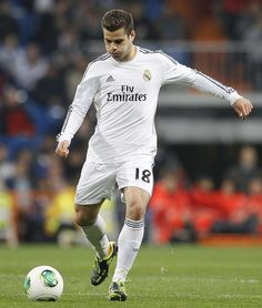 Nacho Fernández - Real Madrid C.F. #HalaMadrid