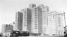 Old photos of Columbia Presbyterian Hospital