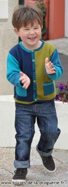 Comme un lâcher de ballons est dévoilé, un joli pull erkek çocuk hırkası örneği Knitting Patterns Boys, Baby Boy Knitting, Baby Cardigan Knitting Pattern, Knitted Baby Cardigan, Knit Baby Sweaters, Knitting For Kids, Baby Patterns, Handgestrickte Pullover, Sweater Design