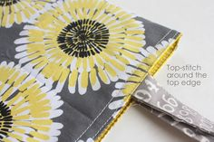 Diary of a Quilter - a quilt blog: Easy Fat Quarter Bag Tutorial- easy instructions-just make larger for grocery bags