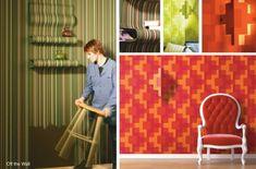 3D graphic nerd print home wallpaper