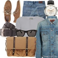 Chill, Guys! | Men's Outfit | ASOS Fashion Finder