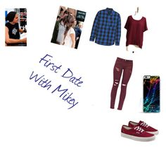 For Silje Kristensen by analis-briseno on Polyvore featuring polyvore fashion style Vans Forever 21 clothing