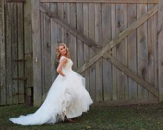 Gown from #GlitzNash @GlitzNash (Angiw Howington Photography) (Hair Kyle Kressin; MUA Tara Thomas; Model Kiley Kaye) (Wilson Family Farm, Tennessee) http://glitznashville.com