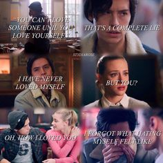 After watching episode 10 of Riverdale I am Bughead af. Edit by stydiarose on Instagram - Riverdale, Betty Cooper, Jughead Jones
