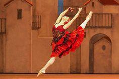 Marianela Nuñez in Don Quixote, The Royal Ballet © ROH/Johan Persson, 2013