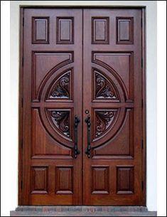 Big Doors-pintu Wood 011 , Find Complete Details about Big Doors-pintu Wood Doors from Doors Supplier or Manufacturer-VG-DeGor Pooja Door Design, Door Gate Design, Door Design Interior, Front Door Design, Entrance Design, Wooden Double Doors, Double Front Doors, Wooden Front Doors, Wood Doors