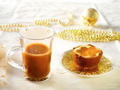 Pipariset joulumuffinit Panna Cotta, Ethnic Recipes, Food, Hoods, Meals