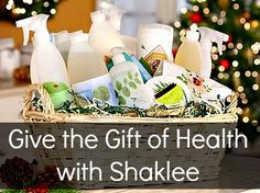 A Gift for YOU!! Shaklee FREE Shipping | Before and After