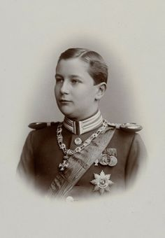 Prince Eitel, son of Wilhelm of Prussia