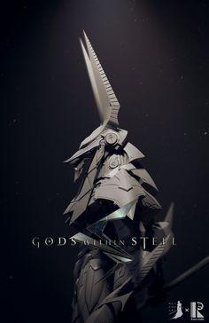 ArtStation - ANUBIS -Gods Within Steel-, Hui Zou