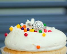 Food-Themed Engagements | http://www.thedailymeal.com/food-themed-engagement-shoots