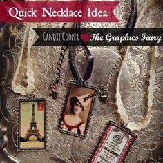 Easy Necklace Idea