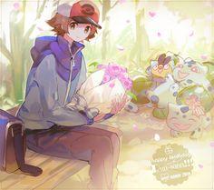 by Namie-kun Pokemon Noir, Black Pokemon, Cool Pokemon, Pokemon Images, Pokemon Pictures, Japanese Games, Gym Leaders, Pokemon Special, Cute Pictures