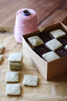 20 Nothing-Short-of-Awesome Shortbread Recipes via Brit + Co.
