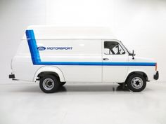 For Sale Ford Transit Van 190 - Photopin Ford Rs, Car Ford, New Trucks, Ford Trucks, Classic Motors, Classic Cars, Truck Mechanic, Ford Motorsport, Rc Drift Cars