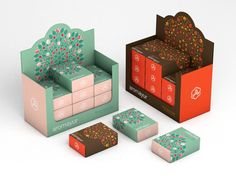 Aromayur identity & packaging by Zooscope » Retail Design Blog