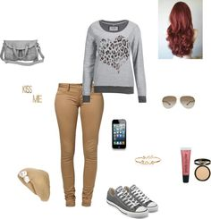 """""""Love 3"""" by xogottabeyoux3 ❤ liked on Polyvore"""