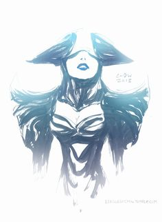 Lissandra - League of Legends - Art, Cosplay, GIFs, Guides