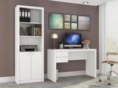 Escrivaninha/Mesa para Computador 2 Gavetas com as melhores condições você encontra no site do Magazine Luiza. Confira!