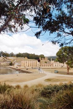 Picture of Port Arthur from travel guide by Swah at http://loveswah.com/2014/04/travel-guide-port-arthur-tasmania/