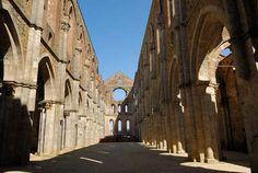 "#SanGalganoAbbey, Sant'Antimo Abbey and Vitaleta Chapel are the 3 most ""#Photogenic"" #churches in #Tuscany"