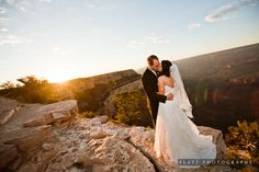 Arizona Wedding, The Grand Canyon