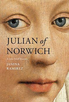 julian of norwich janina ramirez a very brief history book cover