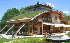 Grand Designs for the eco-builder