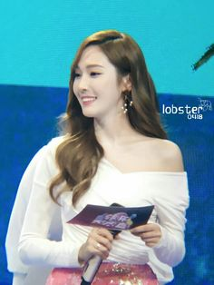 """Jessica Jung filming Chinese Program """"Happy Camp"""""""