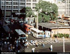 Praca Patriarca // Ônibus antigos de São Paulo, Baixada e interior - SkyscraperCity