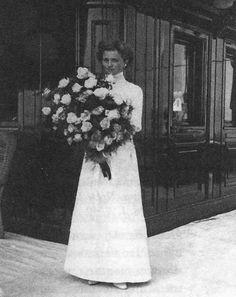 Grand Duchess Olga.